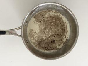 Caramel beurre salé préparation 2_les recettes de vanessa
