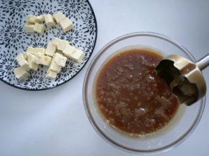 Caramel beurre salé préparation 4_les recettes de vanessa