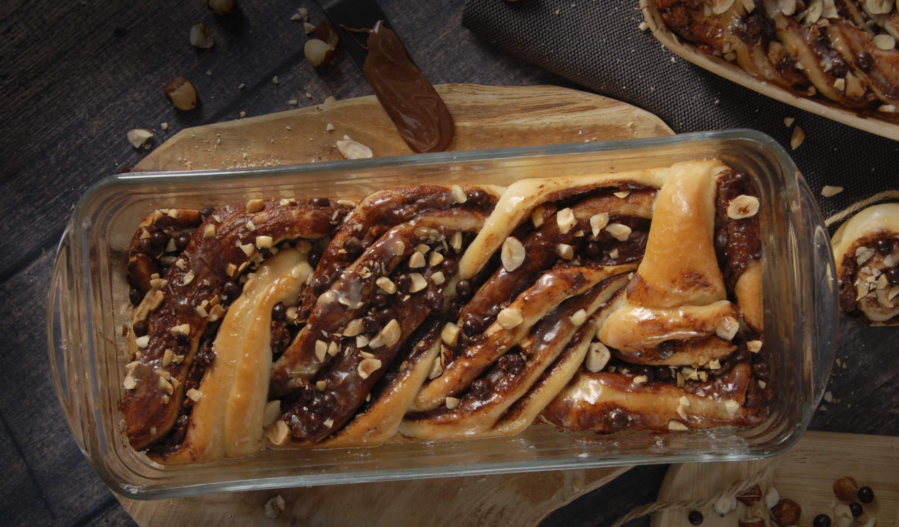 Recette babka chocolat facile_ les recettes de vanessa