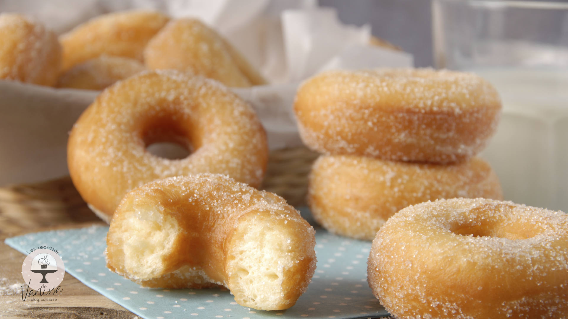 Recette-Donuts