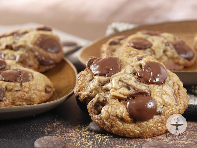 Recette Cookie Américain