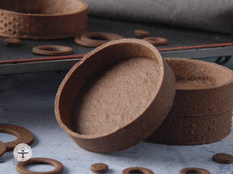 Pâte Sablée Chocolat