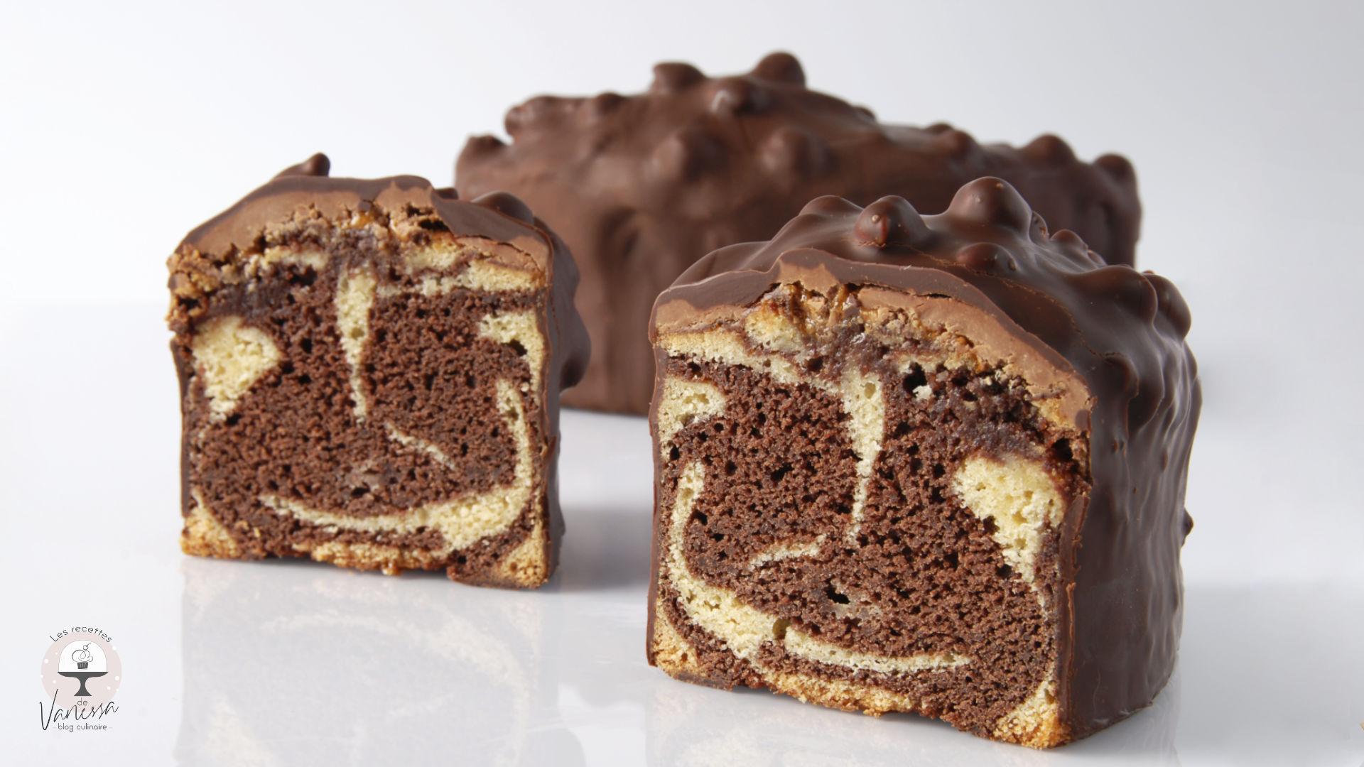Cake noisettes gianduja