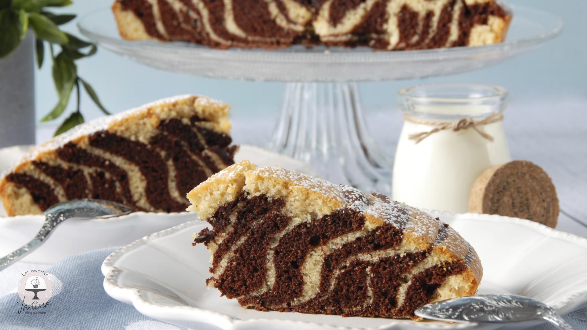 Cake-Zebra