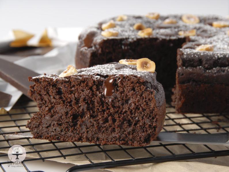 Gâteau Chocolat Haricots Rouges
